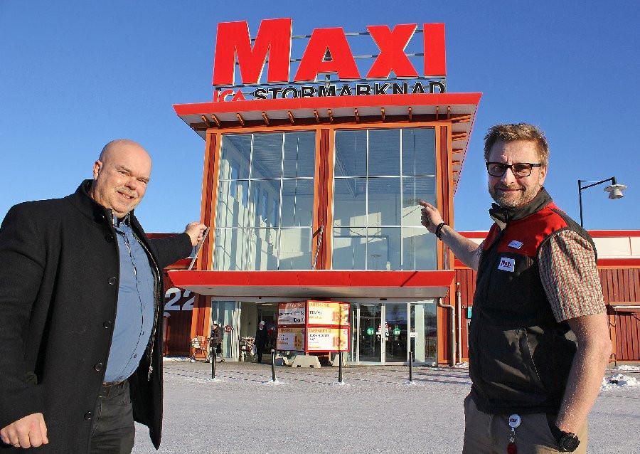 Gästrikland största reklamplats