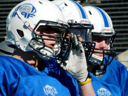 IFAF World Team, International Bowl photo: All Sport & Idrott