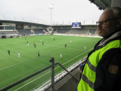 Hans-Olof Andersson, klubbvärd