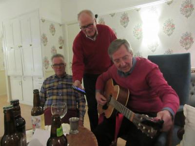 Elof, Lars och Anders