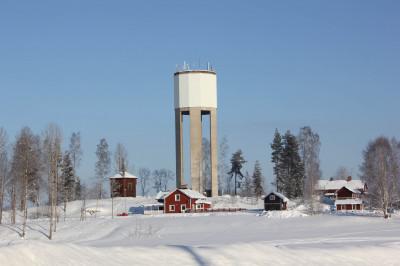 Vattentornet i Ockelbo