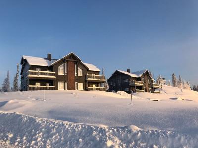 Säljstart för nya Sadelhöjden i Åre är 23 mars.