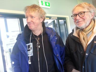 Svante och Anders Grundberg