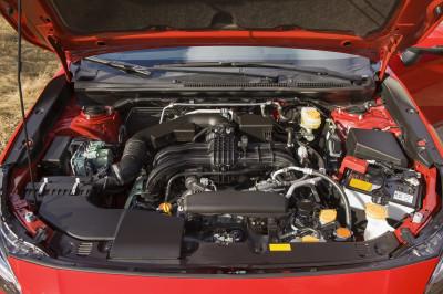 Subaru Impreza, motorrummet