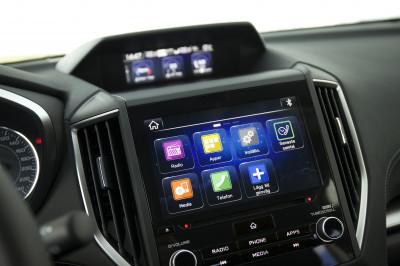 Subaru Impreza, imponerande teknik