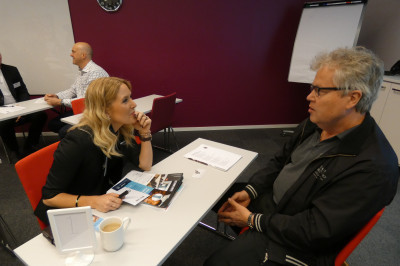 Anna Höglund, Clarion, och Göran Svensson, Växt & Miljödesign