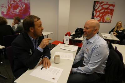 Tony Sandmark, Industriprofil, och Fredrik Larsson, Er Revision