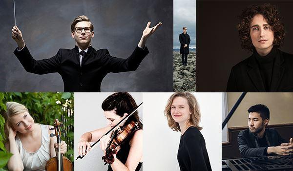 Ny säsong i Sveriges Radios konserthus bäddar för stora musikupplevelser