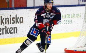 Anton Blomberg ny i Tranås AIF