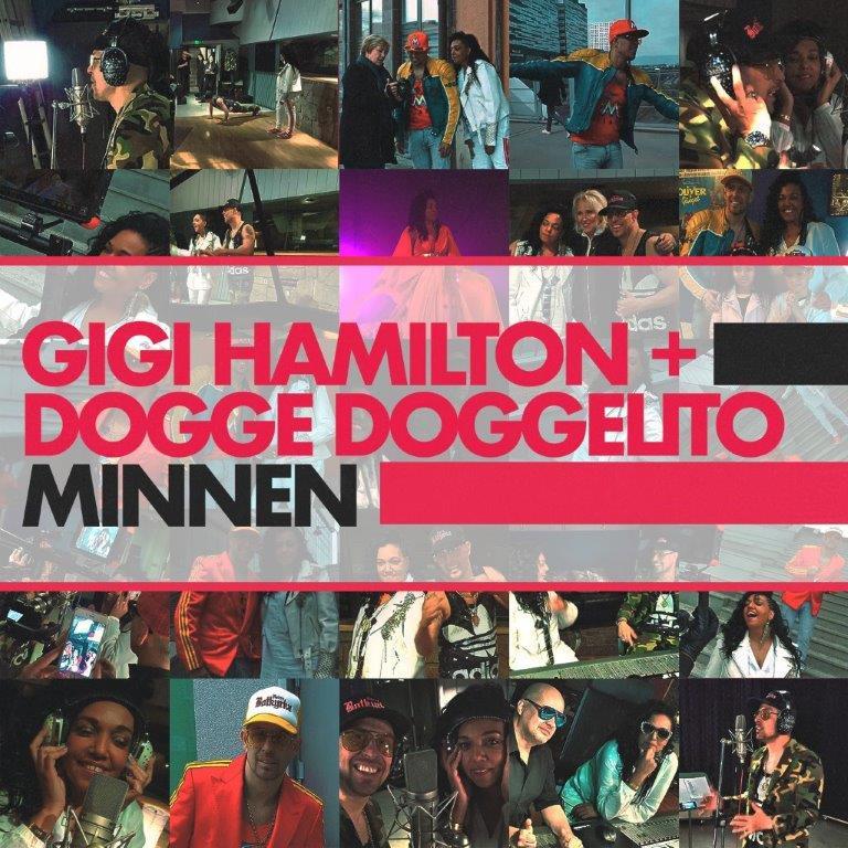 Gigi Hamilton och Dogge Doggelito gör låt tillsammans