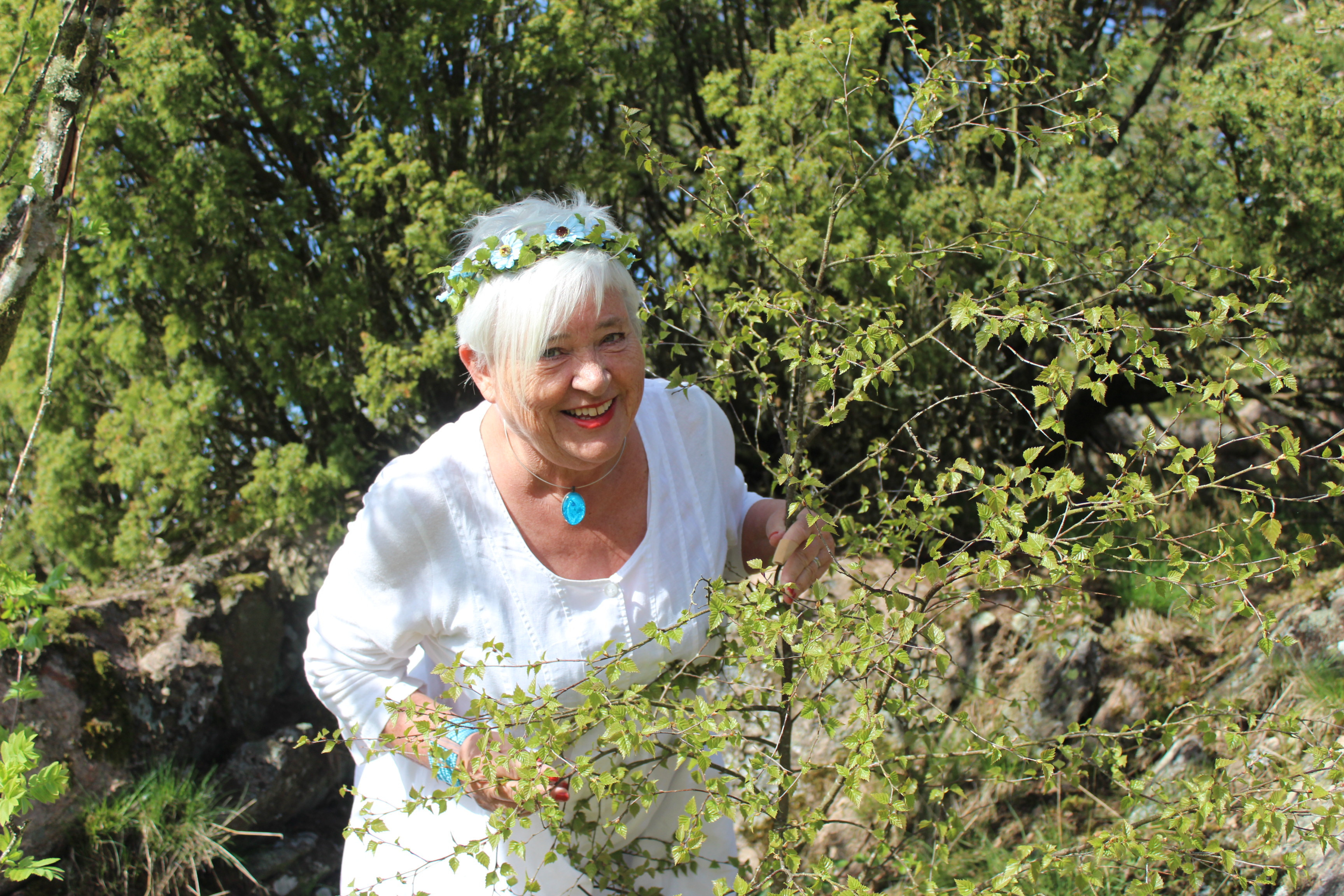 Succeér skall göras om! Singeleventfixaren Helen Andersson ordnar populära midsommarevent!