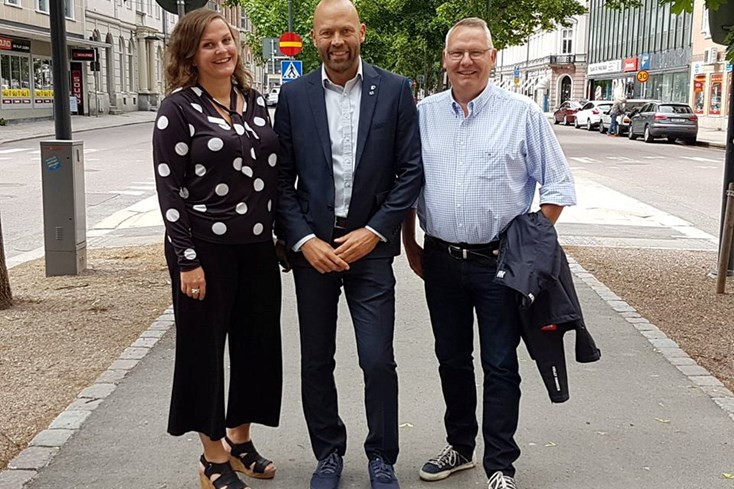 Företagarna och Gävle Företagarföreningar inleder ett samarbete kring näringslivsfrukostar