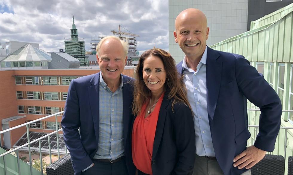 Ny storaffär i svenska branschen - Office IT-Partner, Zetup och Dicom slås ihop