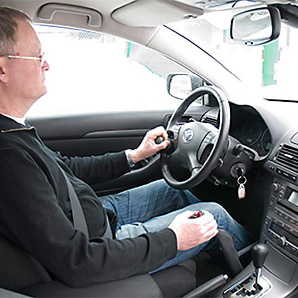 Ny rapport visar på stora brister i bilstödet för funktionsnedsatta