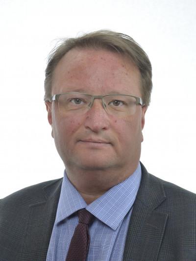 Lars Beckman, riksdagsledamot M