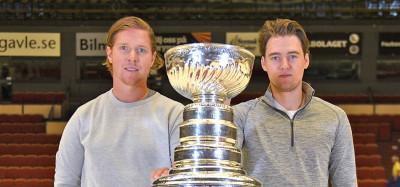 Stanley Cup-pokalen, Christian Djoos och Nicklas Bäckström