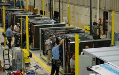 Bild 8 Fabriken i San Antonio
