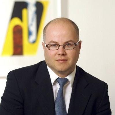 Sven-Olov Daunfeldt från Gävle, forskningschef vid Handels forskningsinstitut.