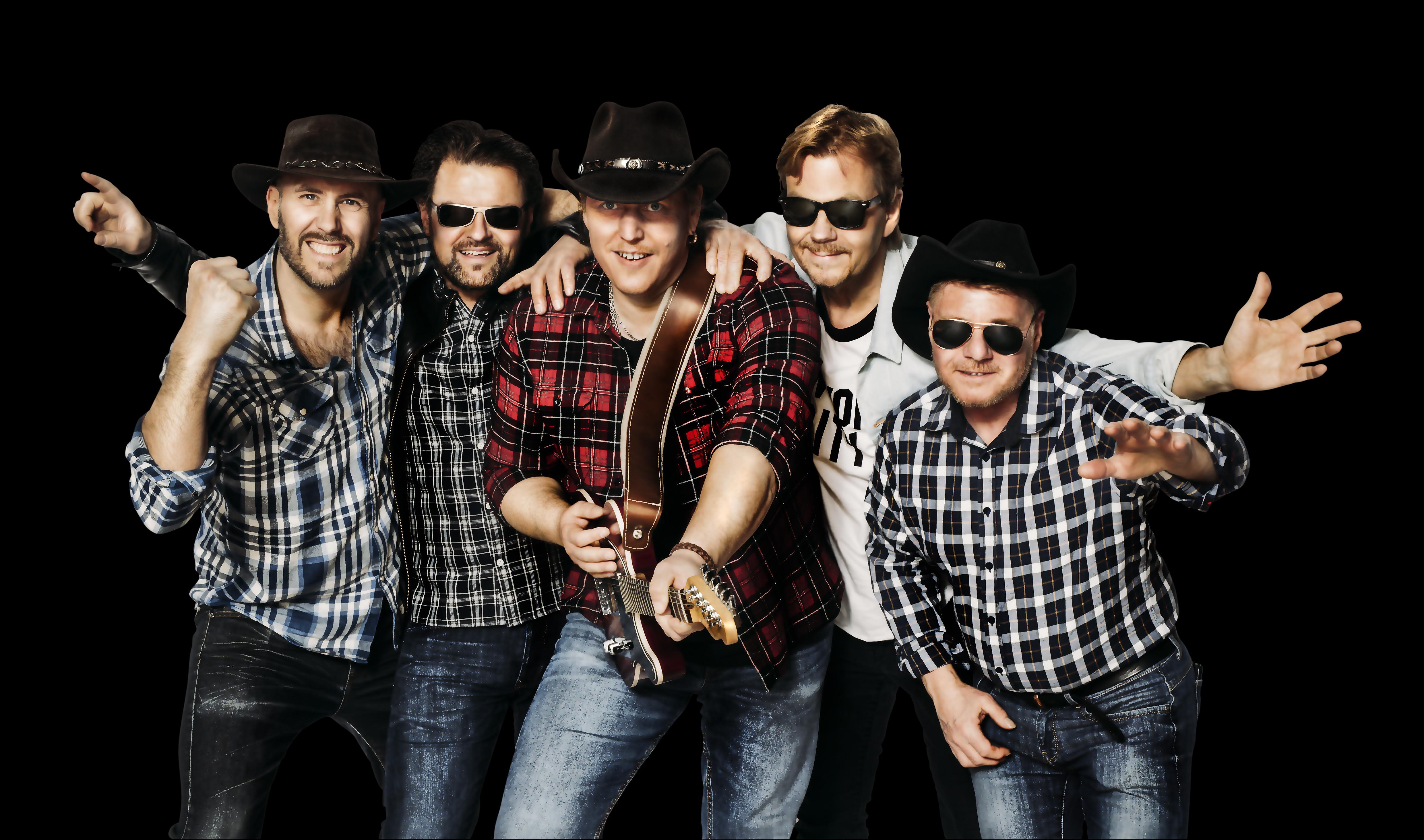 """Sveriges största hyllningsshow """"The Midnight Special Tour"""" med Creedence Tribute gästar 17"""