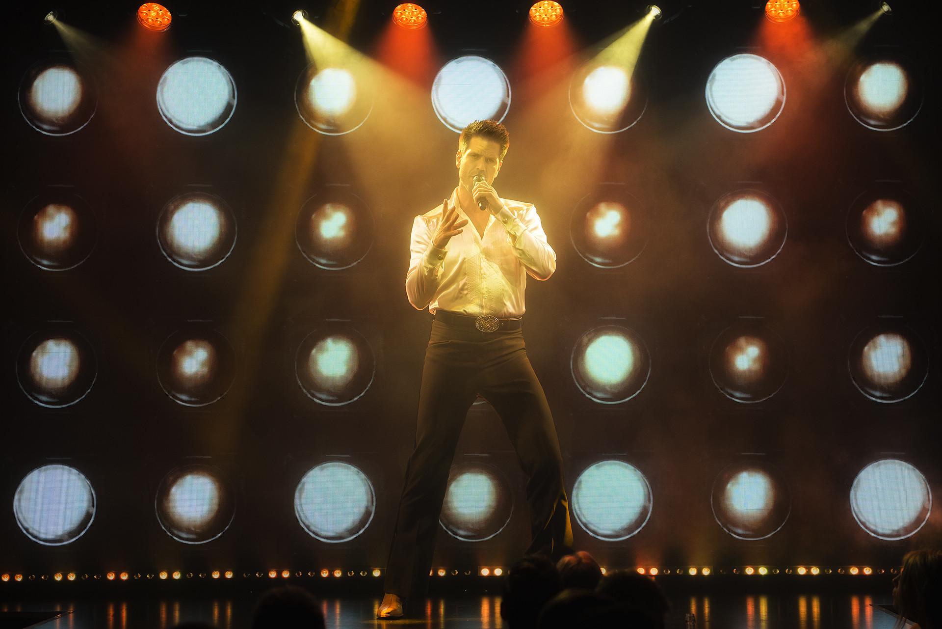 Succé för nya showen STARS på Hits For You