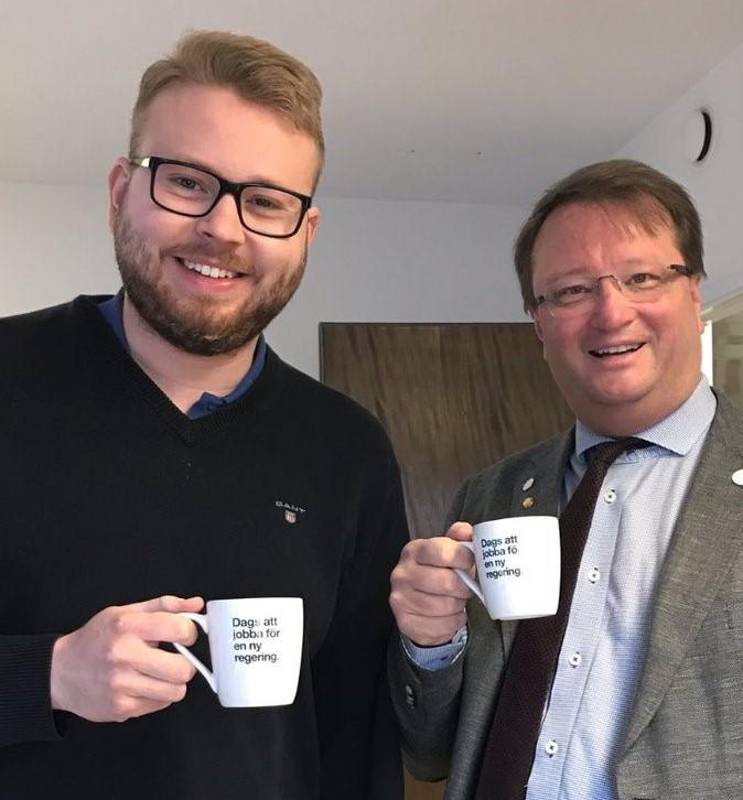 Moderaterna Gävleborg behåller sina två riksdagsmandat medan S och mp förlorar varsitt man