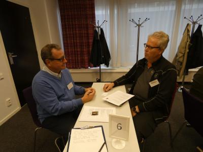 Ingemar Strandberg, VS & Perssons Bussar, och Göran Svensson, Växt & Miljödesign