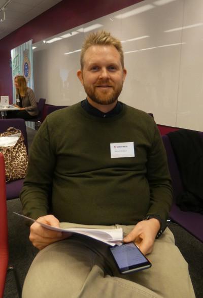 Mikael Wallgren, Jamback