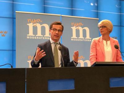 Moderaternas budget: Sverige ska hålla ihop