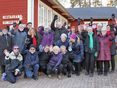 Sveriges bästa forum och mötesplats för pensionärer