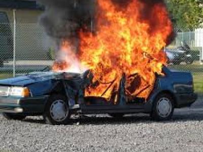 Bilbränderna upprör Gävleborna