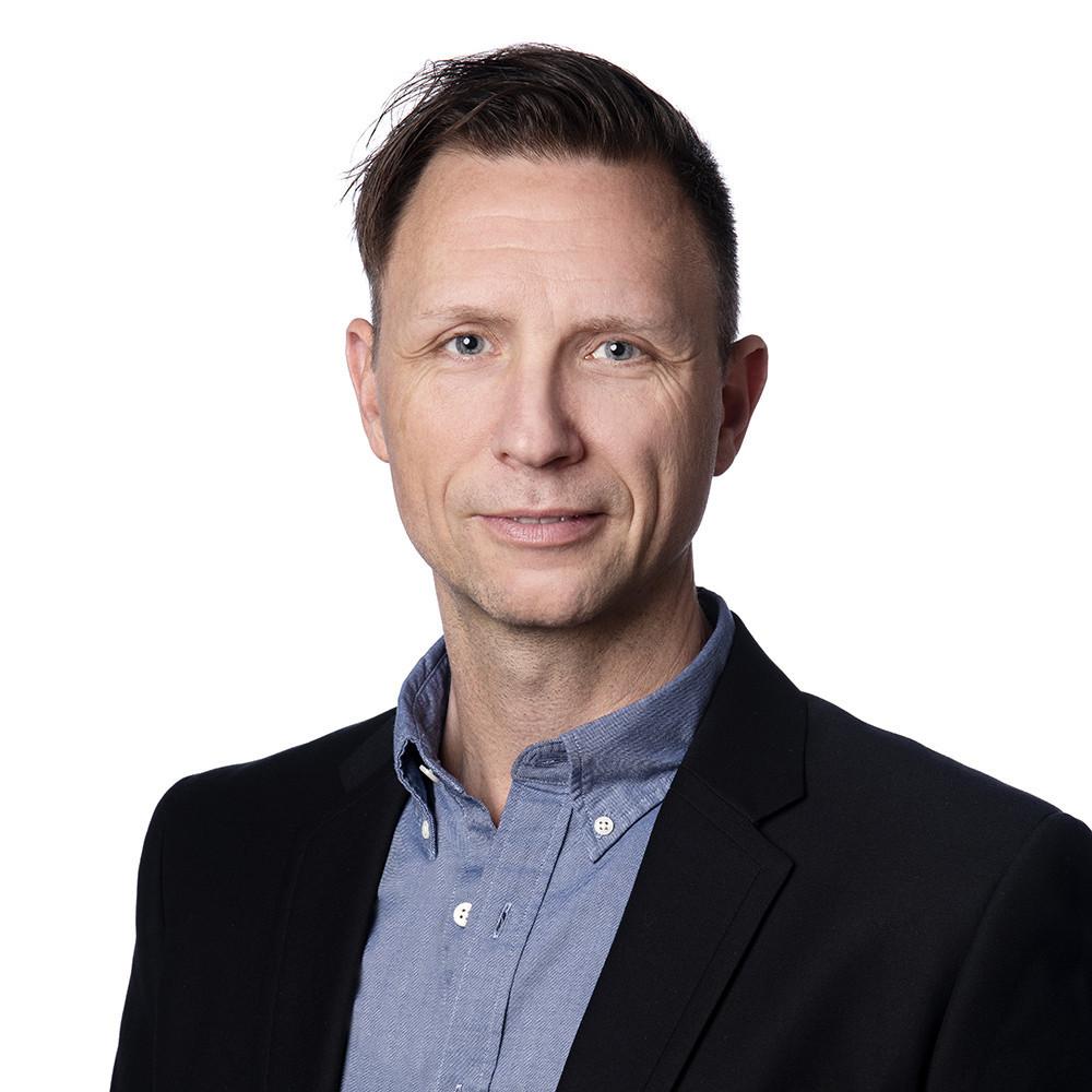 Stefan Blixt.