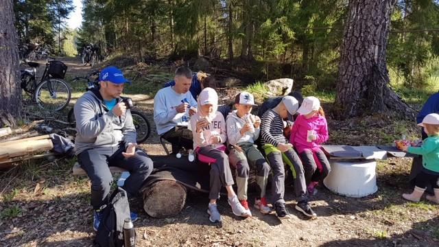 Ålbo Byförening får välbehövligt bidrag till lekplats