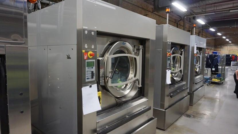 Tvätt o. torkmaskiner