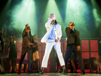 """London West Ends succémusikal """"Thriller Live"""" till Karlstad och Uppsala!"""