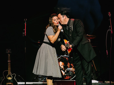 """Johnny Cash Roadshow till Sverige med sin hyllade """"50th Anniversary tour of San Quentin""""!"""