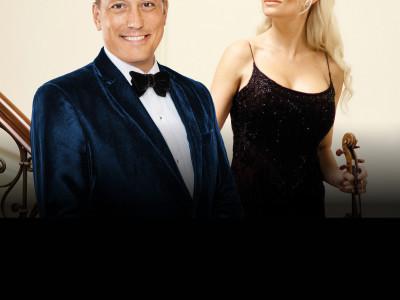 "Storslagen galakonsert ""Gala Elegance"" med John Kluge, Linda Lampenius m.fl. på Valand Fes"