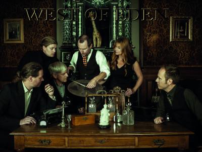 West of Eden släpper sitt nionde album