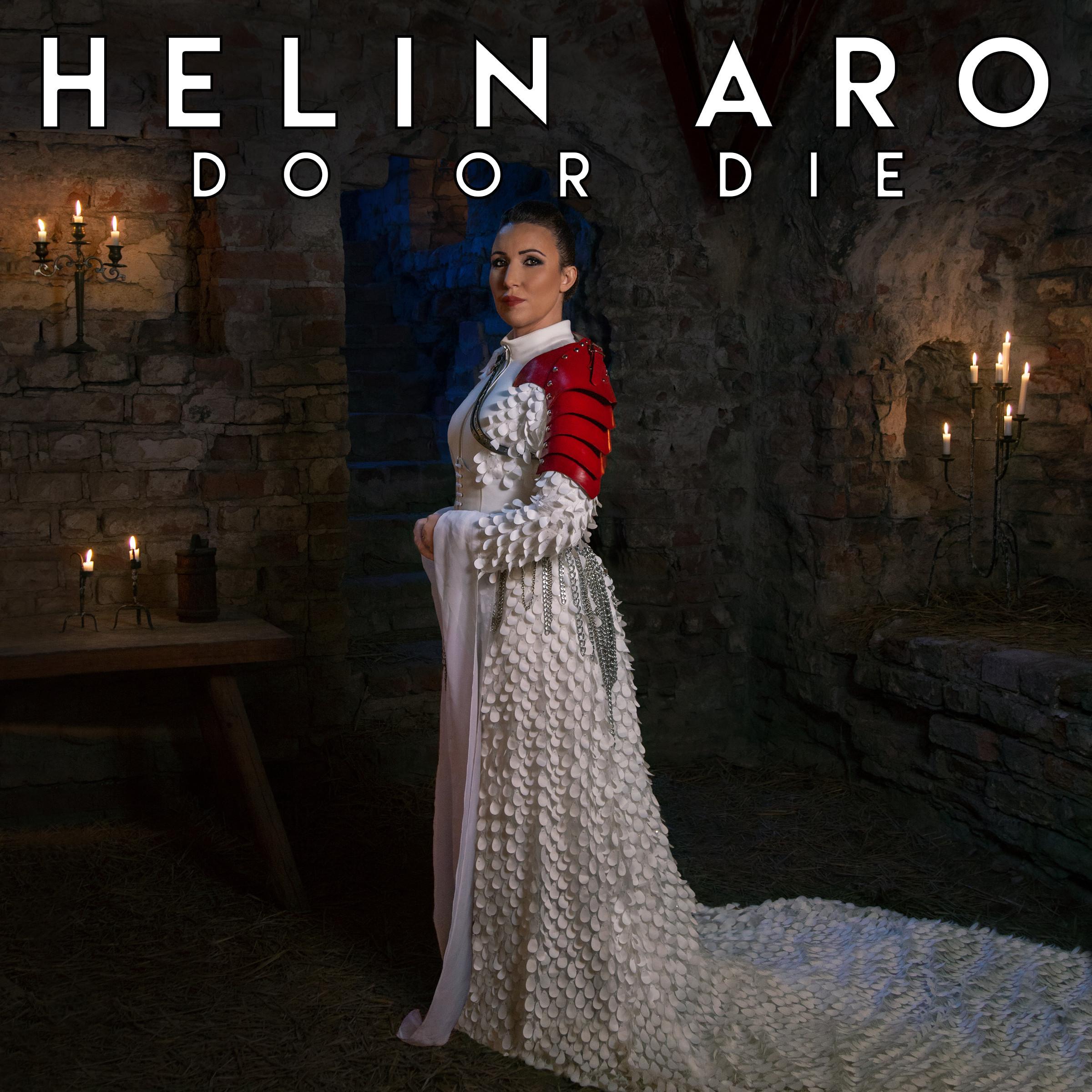 """Helin Aro hyllar alla kämpande kvinnor i världen med sin låt """"Do or Die"""""""