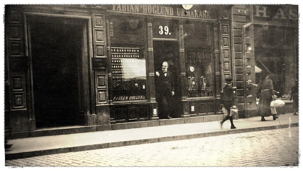 Anrik klockaffär fyller 140 år!