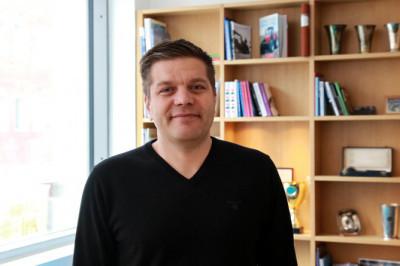 Jens Liljeby, byggskadetekniker Länsförsäkringar Gävleborg