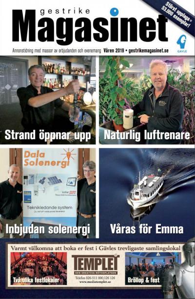 Gestrike Magasinet - Gävles billigaste annonsplats