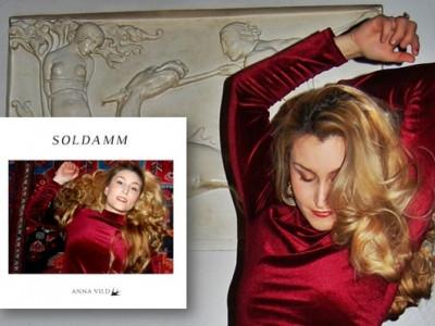 Anna Vild släpper ny singel Soldamm