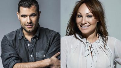Charlotte Perrelli och Edward af Sillén kommenterar Eurovision