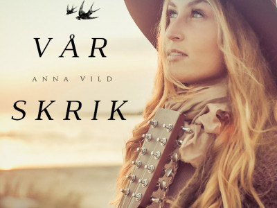 VÅRSKRIK är namnet på Anna Vilds debutalbum!
