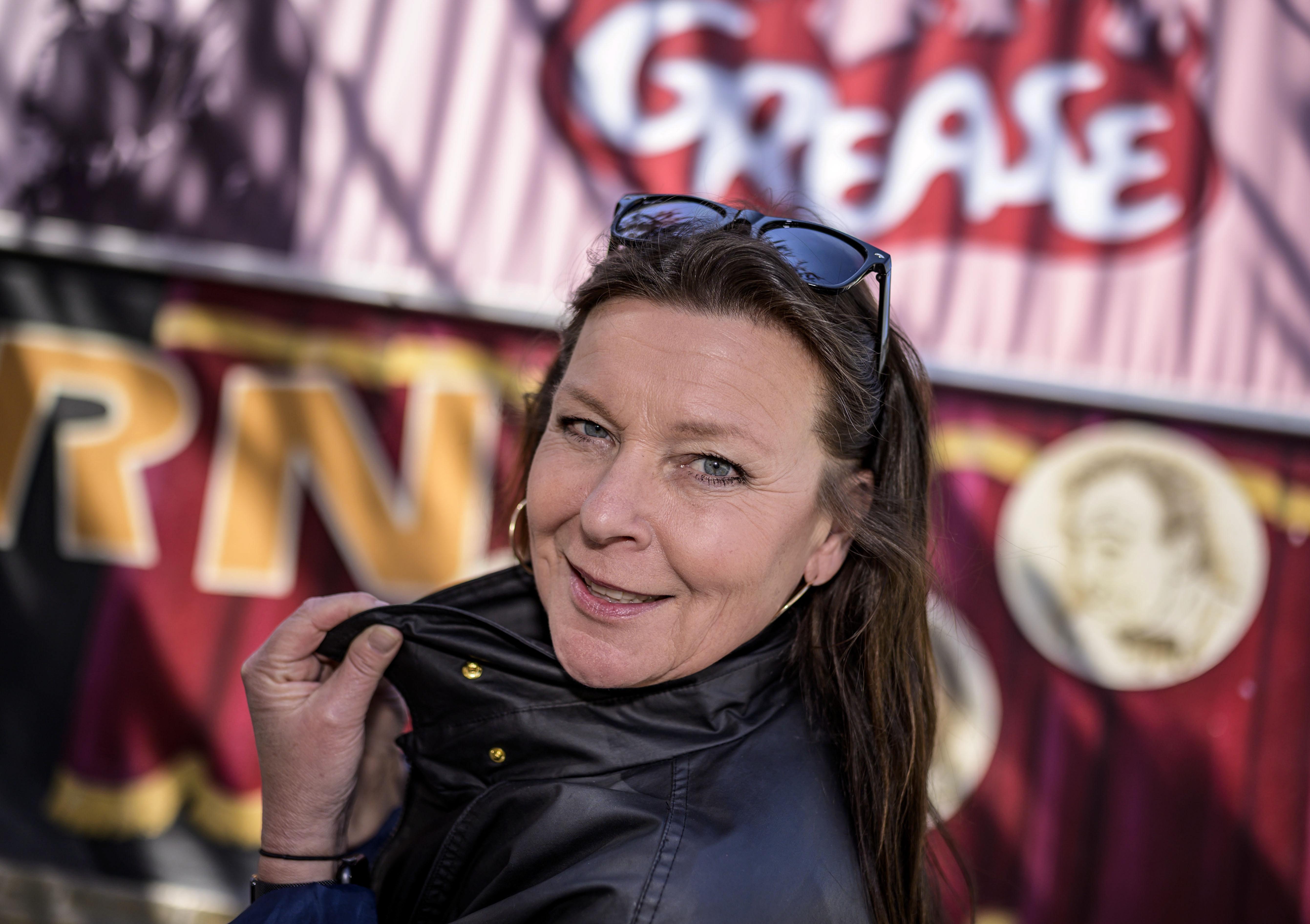 """Lotta Engberg klar för musikalen """"Grease"""" på Nöjesteatern i Malmö hösten 2019!"""