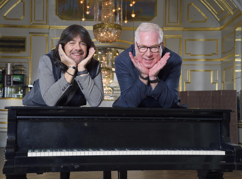 """Extrakonsert insatt på Berwaldhallen för Robert Wells """"Rhapsody In Rock"""" jubileumsturné!"""