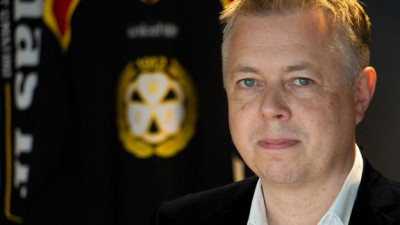 Mattias Lundqvist ny kommersiell chef på Brynäs IF