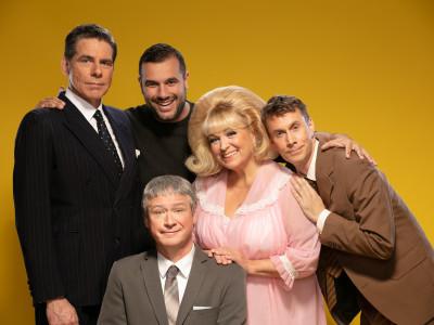 Stort intresse för sommarens komedi med Robert Gustafsson m.fl på Krusenstiernska teatern!