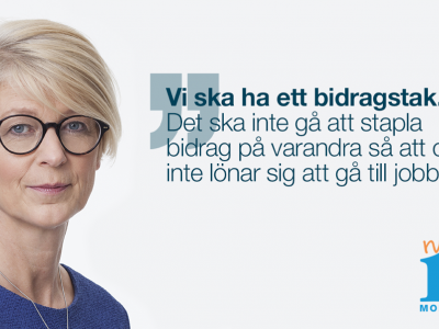 50 procent fler bidragshushåll i Gävleborg