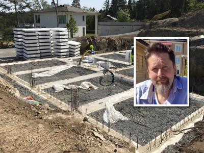 Husgrundsspecialisten - från grundmaterial till nyckelfärdigt hus